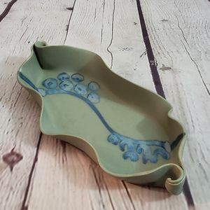 Hilborn Art Pottery Platter
